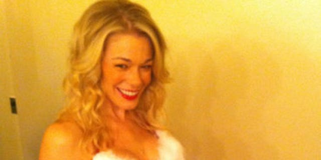 LeAnna Rimes tweeted this photo of herself. (Twitter)