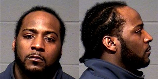 Booking photo of Leslie Randolph, on Wednesday, Feb. 5, 2014.