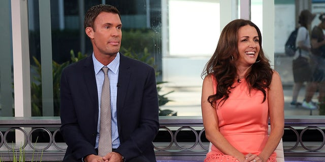 'Flipping Out' stars Jeff Lewis and Jenni Pulos.