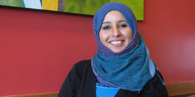 Faeirouz Elbergwa was among an elite group of Libyans selected by the family of former dictator Muammar Qaddafi to come to the U.S. for a two-year diplomatic training program.