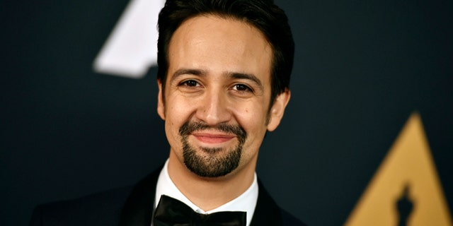 Lin-Manuel Miranda called criticism of his play 'Hamilton' 'fair game' on Twitter.