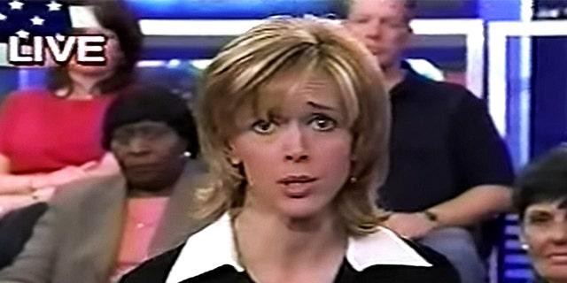 Linda Vester live on Fox News.