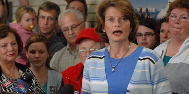 Aug. 31: Sen. Lisa Murkowski gave a concession speech at her campaign headquarters in Anchorage, but now she says she's still weighing her options.