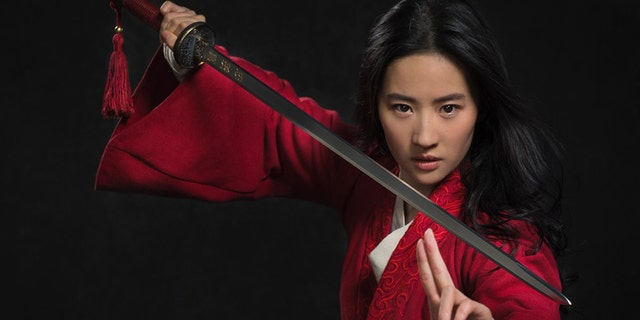 Chinese actress Liu Yifei is playing Mulan in Disney's upcoming live-action movie.