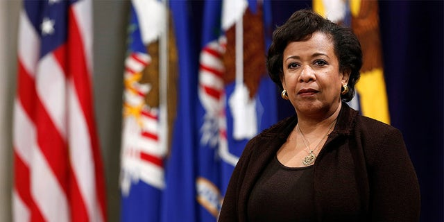 Loretta Lynch in Washington in November 2016.