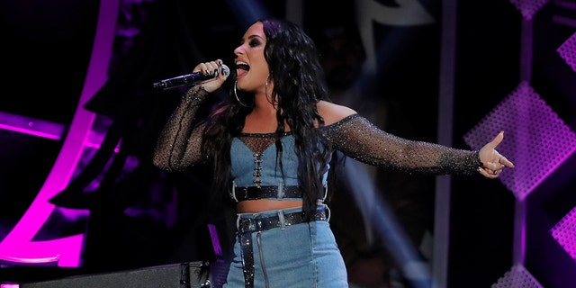 Last month, Lovato revealed in a new emotional single that she had relapsed months after celebrating six years of sobriety.