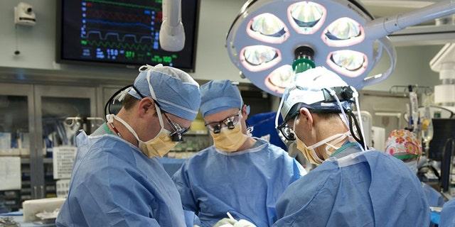 Vermont surgery room.