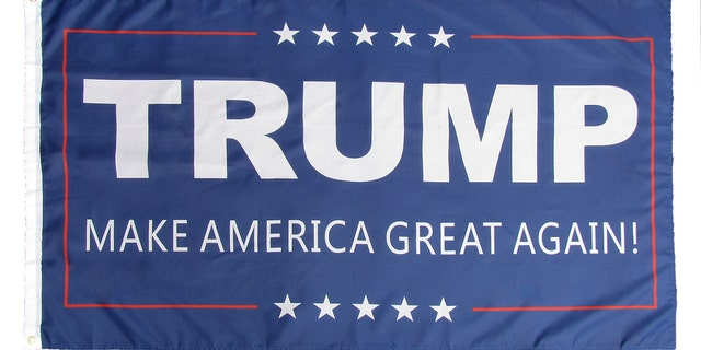 A Florida man claims he was assaulted by a motorist because of his pro-Trump flag in his front yard.