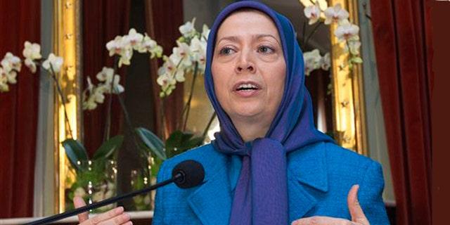 MEK leader, Maryam Rajavi