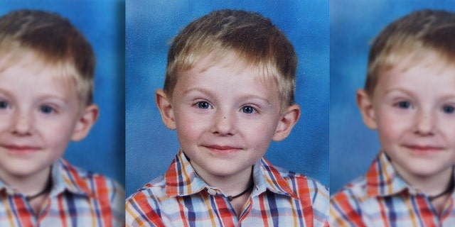 Maddox Ritch, 6, was last seen at Rankin Lake Park at 1:30 p.m on Saturday.