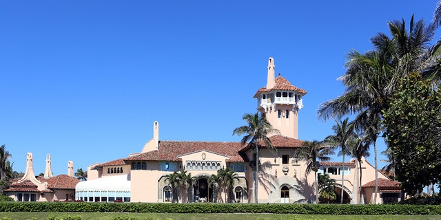 Trump has hired 240 foreign workers at Mar-a-Lago (pictured) since he announced his candidacy for president in June 2015