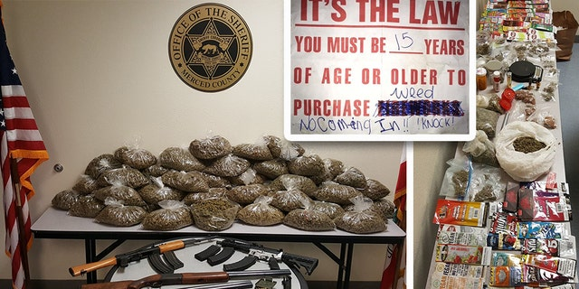 A 15-year-old girl in Delhi, California was placed into protective custody on Friday after deputies found she was running a marijuana business out of her bedroom at a home in Delhi.