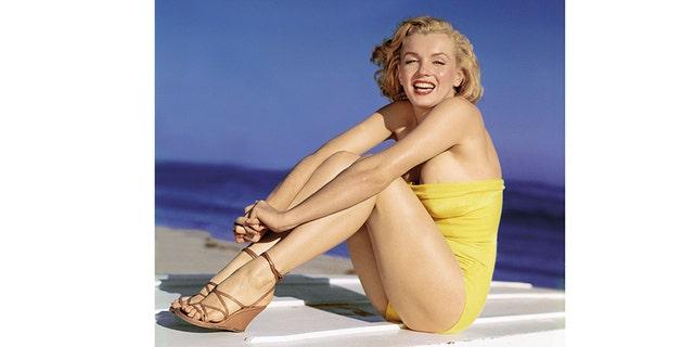 Marilyn Monroe, 1950