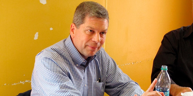 Former Sen. Mark Begich is the only Democrat running for governor in Alaska.