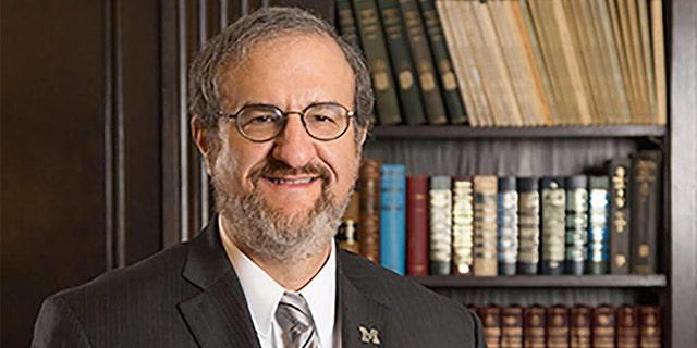 1/24/14 Mark S. Schlissel named 14th president of the University of Michigan.