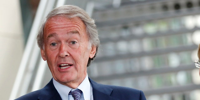 Sen. Ed Markey, D-Mass., was a big beneficiary of Planned Parenthood's political largesse last year. (AP)