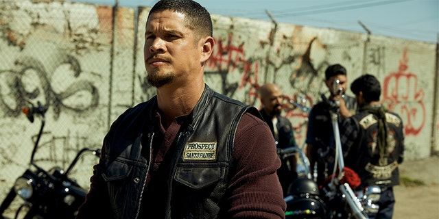 "Actor JD Pardo in a scene from ""Mayan M.C."""