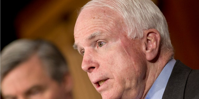 John McCain was tortured by the Northern Vietnamese for five and a half years.