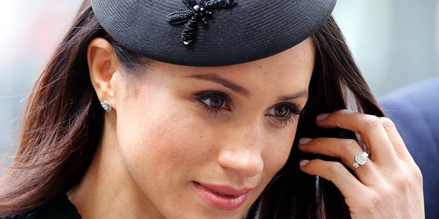 The Royal Collection Shop is selling a replica of Meghan Markle's engagement ring.