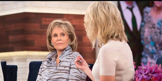 Jane Fonda has frequently criticized Megyn Kelly for asking her about plastic surgery back in September.