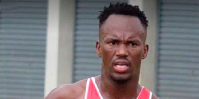 Gwala was due to compete in the South African national championships this month.