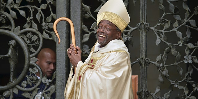 The Most Rev. Michael Bruce Curry