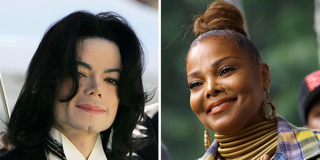 Michael Jackson's sister, Janet Jackson, has posted a clip which nods to one of the late singer's music videos on social media.