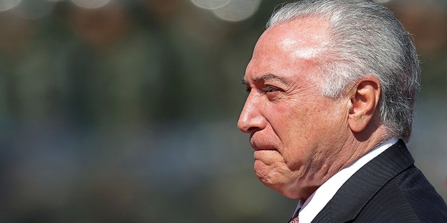 Brazil's President Michel Temer may be sought for corruption charges, which could lead to his suspension from office.