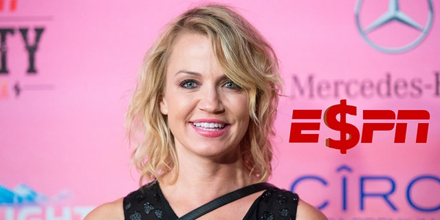 "Outspoken feminist Michelle Beadle reportedly earns $5 million per year for co-hosting ""Get Up!"""