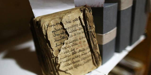 Christianity is edgi closer to extinction in Iraq, where many ancient documents and artifacts have been destroyed or defaced.
