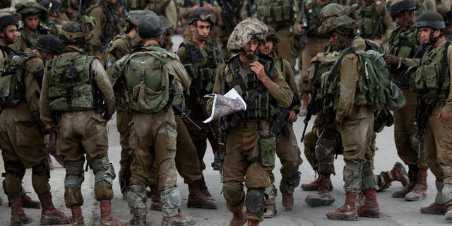 Israel's Shin Bet says it has foiled an increasing number of terror plots on the West Bank