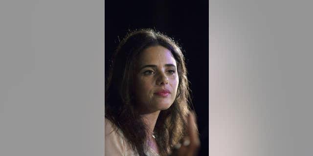 Ayelet Shaked in 2015.