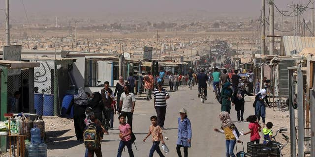 US officials have sternly warned against the creation of another refugee flow from Idlib, Syria