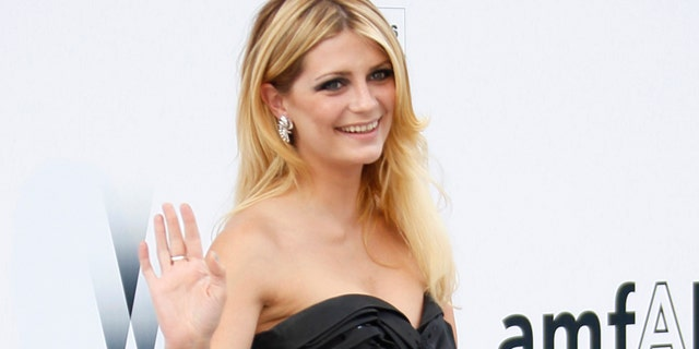 Actress Mischa Barton arrives for amfAR's Cinema Against AIDS 2011 event in Antibes during the 64th Cannes Film Festival May 19, 2011. Picture taken May 19, 2011.    REUTERS/Yves Herman (FRANCE - Tags: ENTERTAINMENT)