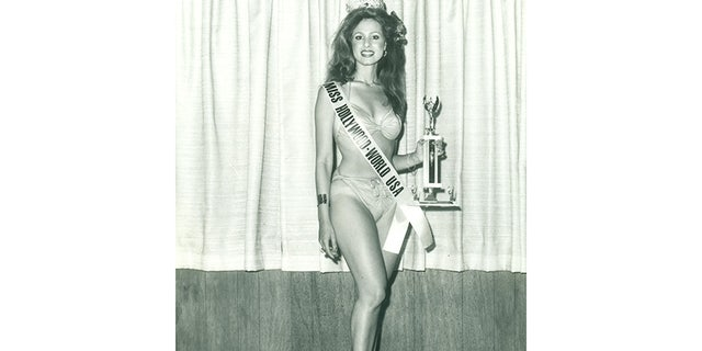 Before finding fame as an actress, Rhonda Shear was a pageant queen.