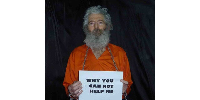 This undated dividend photo of retired FBI agent Robert Levinson was received in April 2011. (Associated Press)