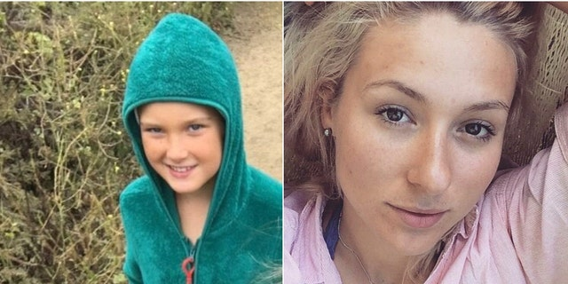 Audrey Rodrigue, right, and daughter Emily, of Canada, were found safe after the woman's boyfriend reported them missing, investigators said.
