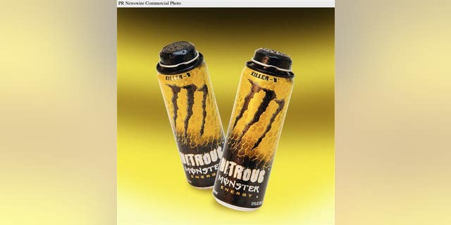 Nitrous Monster, the first energy drink with nitrous oxide, launched in new re-sealable 12 oz. cans.