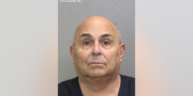"""In this undated booking photo made available by the Broward County Sheriff's Office shows Anthony """"Big Tony"""" Moscatiello. Prosecutors are asking a jury on Sept. 16, 2015 in Fort Lauderdale, Fla. , to recommend the death penalty for Anthony Moscatiello, whom they describe as the mastermind in the 2001 slaying of Gus Boulis, a prominent businessman. (Broward County Sheriff's Office via AP)"""