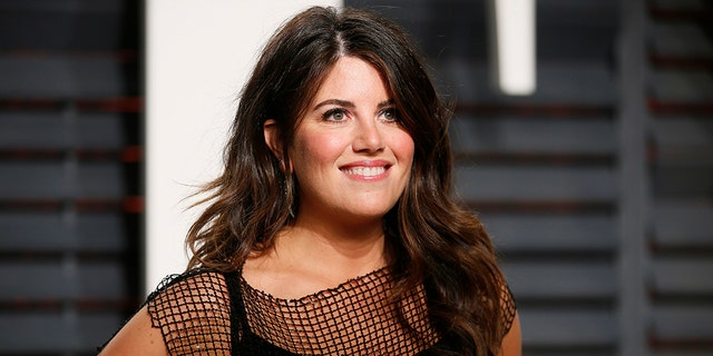 Monica Lewinsky interned at the White House from 1995-96.