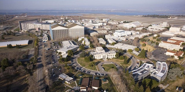 NASA's Ames Research Center, located in the heart of California's Silicon Valley.