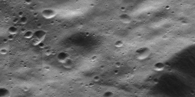 Cassini's Final Breathtaking Close Views of Dione This view of Dione from Cassini includes the mission's highest-resolution view of the icy moon's surface as an inset at center left.