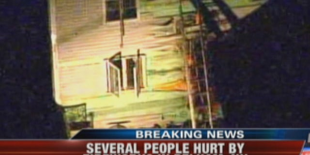 July 3, 2012: Several injured after house fire likely caused by fireworks.