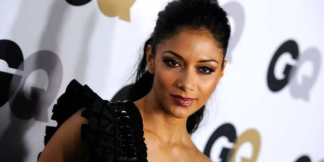 """NOV 17, 2011: Singer Nicole Scherzinger arrives at the 16th Annual GQ """"Men Of The Year"""" Party at Chateau Marmont in Los Angeles, Calif."""
