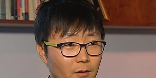 """When North Koreans describe those in the U.S. they say """"American bastards,"""" said Seongmin Lee, a 31-year-old North Korean escapee who has found a new home in the United States."""