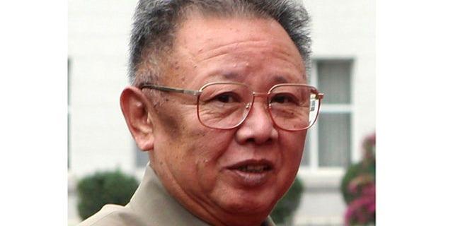 Kim's father, Kim Jong Il, died in 2011.