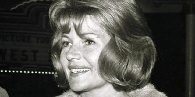 Rita Hayworth in her later years.