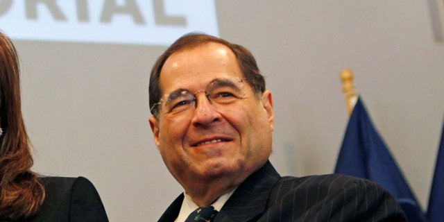 House Judiciary Committee Ranking Member Jerrold Nadler, D-N.Y., and 15 other committee Democrats penned a letter to President Trump requesting he give an interview to Special Counsel Robert Mueller.