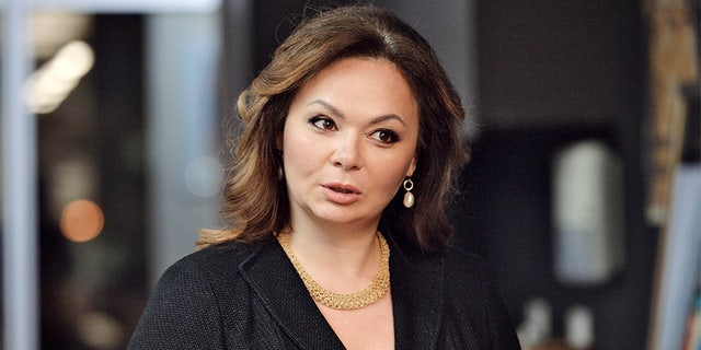 Russian attorney Natalia Veselnitskaya says she primarily discussed Russian adoption and the Magnitsky Act during the meeting at Trump Tower in June 2016.