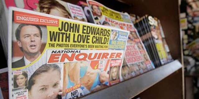 "The report indicates that Farrow's book is expected to detail the Enquirer's efforts to ""purchase and suppress damaging stories,"" but a former editor hopes the book never sees the light of day."